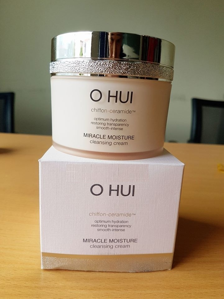 OHUI Miracle Moisture Cleansing Cream